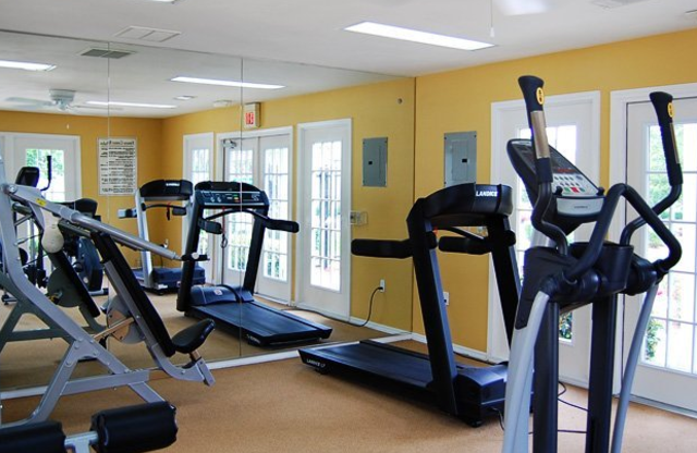 Spring Lake Apartments Fitness Center